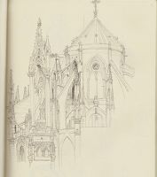 Notre Dame by AstroRobyn