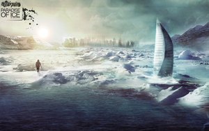 Paradise Of Ice Photomanipulation by ultimate888