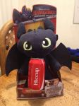 Toothles Shares Coke with Hiccup by MetalJacksonFire