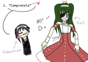 Buy the Dress Ciel XD by choxie-chan