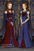 Hoster's Daughters by DaenatheDefiant