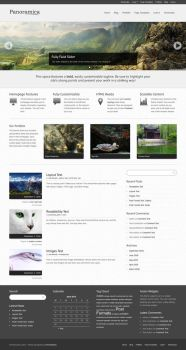 Panoramica Theme for WordPress by cpothemes