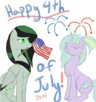 4th Of July by Laxmortaxbella