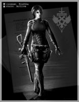 Codename Koshka BlackandWhite by Jazz117Volkov