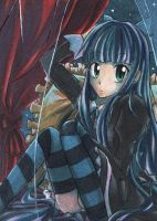 54th ACEO by Hime-chama