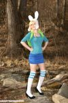 Fionna The Human:  Strong and Sassy by HarleyTheSirenxoxo