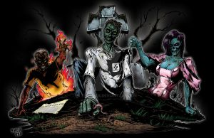 Scares That Care 2012 by tdastick