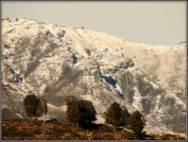 Precordillera by LordKolob