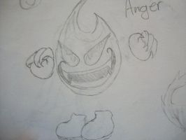 Anger by TheCape99