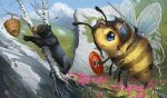Creature Collection: Bee by ALRadeck