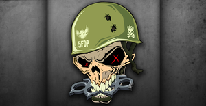 Knucklehead Army wallpaper by Hampamatta