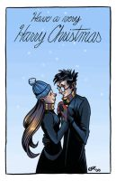 'arry Christmas by deeterhi
