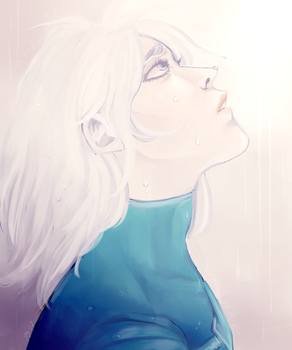 Can't Say Goodbye To Yesterday by litleeo