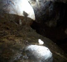 Is Zuddas Cave - Chick Stalagmite by DragonBellum92-DP