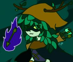 Adventure Time: Huntress Wizard by XiaoDarkCloud