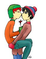 I've Kissed Someone Today by ArtFagg