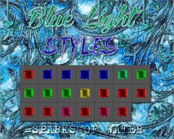 +Blue Light Styles by SparksOfWater