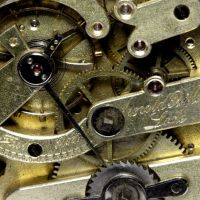 Steampunk gears by CatherinetteRings