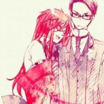 Grell and William by AmyRide