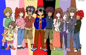 Digimon: The Legacy Continues by Keymasterc11
