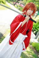 Rurouni Kenshin - Kenshin by Xeno-Photography