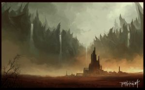 solitary city by thatnickid