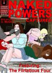 Naked Powers #2 cover by UnloadComics