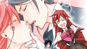 Grell x sebby by MaraTheNightmare