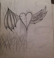 Good and Evil ( NOT FINISHED ) by DrCrazyWolf
