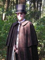 Dickens Victorian cloak 25b by JanuaryGuest