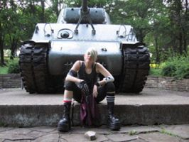 tank girls tank by LynMarie