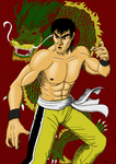 Legend of the Dragon by Vergan