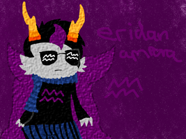 as i promised,here is eridan ampora by u-ok-england