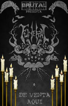 Funeral Poster by verreaux