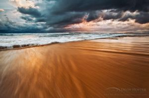The Golden Sand by DrewHopper