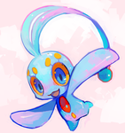 manaphy by extyrannomon