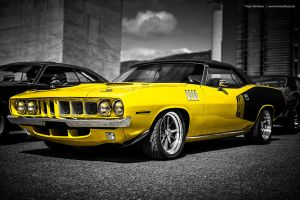 1971 Plymouth 'Cuda by AmericanMuscle