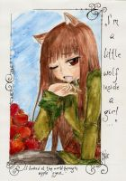 Little Wolf by NixxNalle