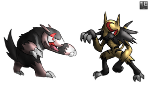 Tasmanian Terrors by LE-the-Creator