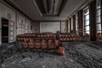 Silent Stand Up II by AbandonedZone