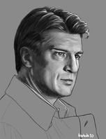 2010 Nathan Fillion by harbek
