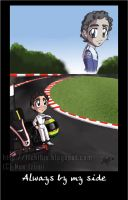 F1chibis-always by your side by Noe-Izumi