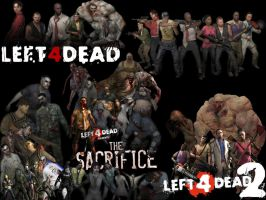Left 4 Dead Wallpaper by Neon953