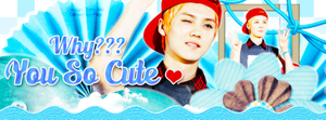 [CoverFacebook] EXO Luhan - You Are So Cute! by lapep999