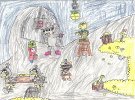 the koopa vault by trexking45