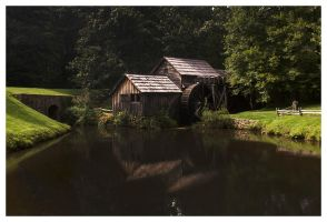 Mill by leocolgan