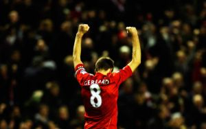 Steven Gerrard 4 by heatherlump