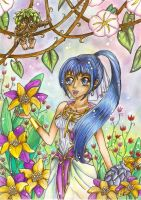Selan from Lufia by oOLufiaOo