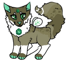 Fae Cat Terra - Closed Species - Partial Info Here by breadbears