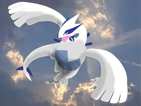 Appared Lugia by Michael-95